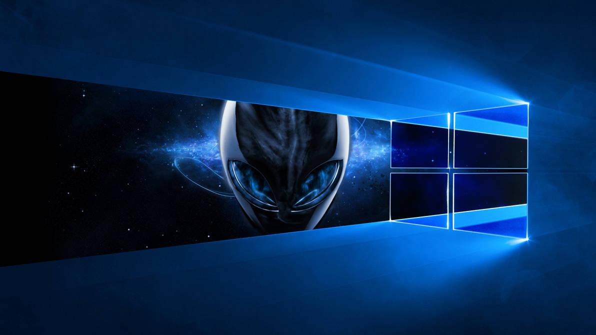 ORION - Alienware Wallpaper [3840x2160] by Ecstrap ...
