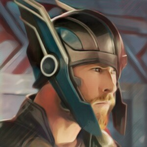 Thor Icon by RampaigerQueen