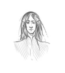 Quick silvan elf by trealeaf