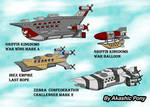 Akashic Pony Airship Fleet