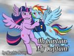 Oh Captain My Captain!