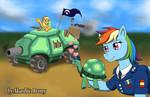 Rainbow Tank and Tank 2