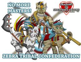 Zebra Tribal Confederation by Sword-of-Akasha