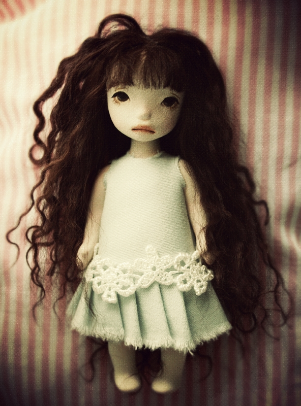 Little doll by pocketfairy