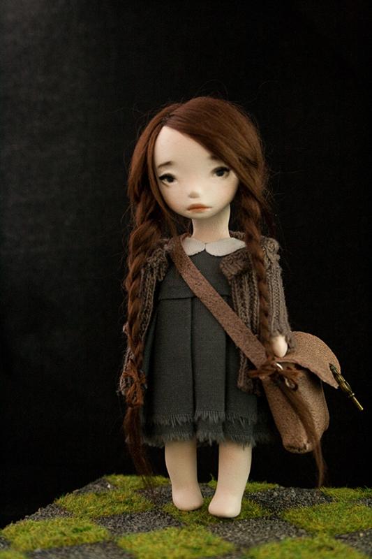 School girl by pocketfairy