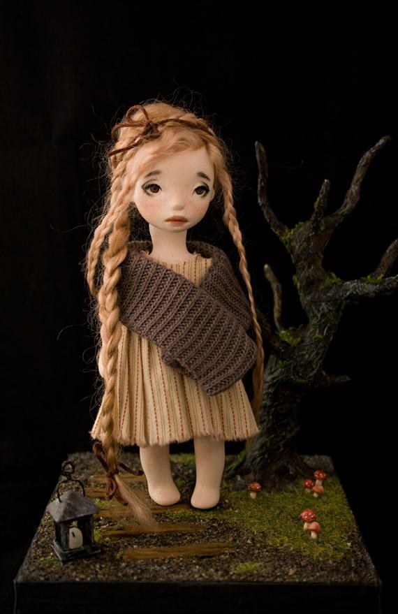 Orphan girl by pocketfairy
