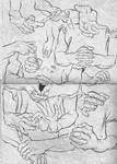 Hands study - Etude mains
