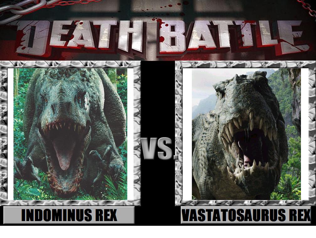 Dino Death Battle by DOTB18