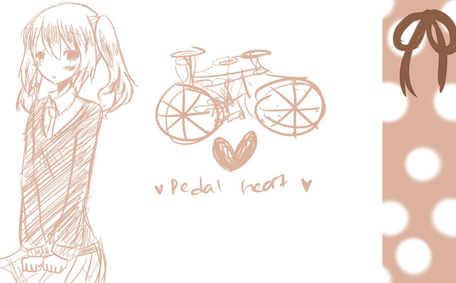 UTAU - [Pedal Heart] (cover sketch) by abonn