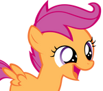 Happy Scootaloo