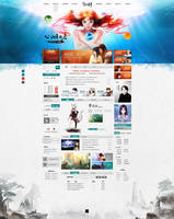 XianJian Game web by onejian