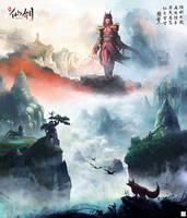 XianJian-Post2 by onejian