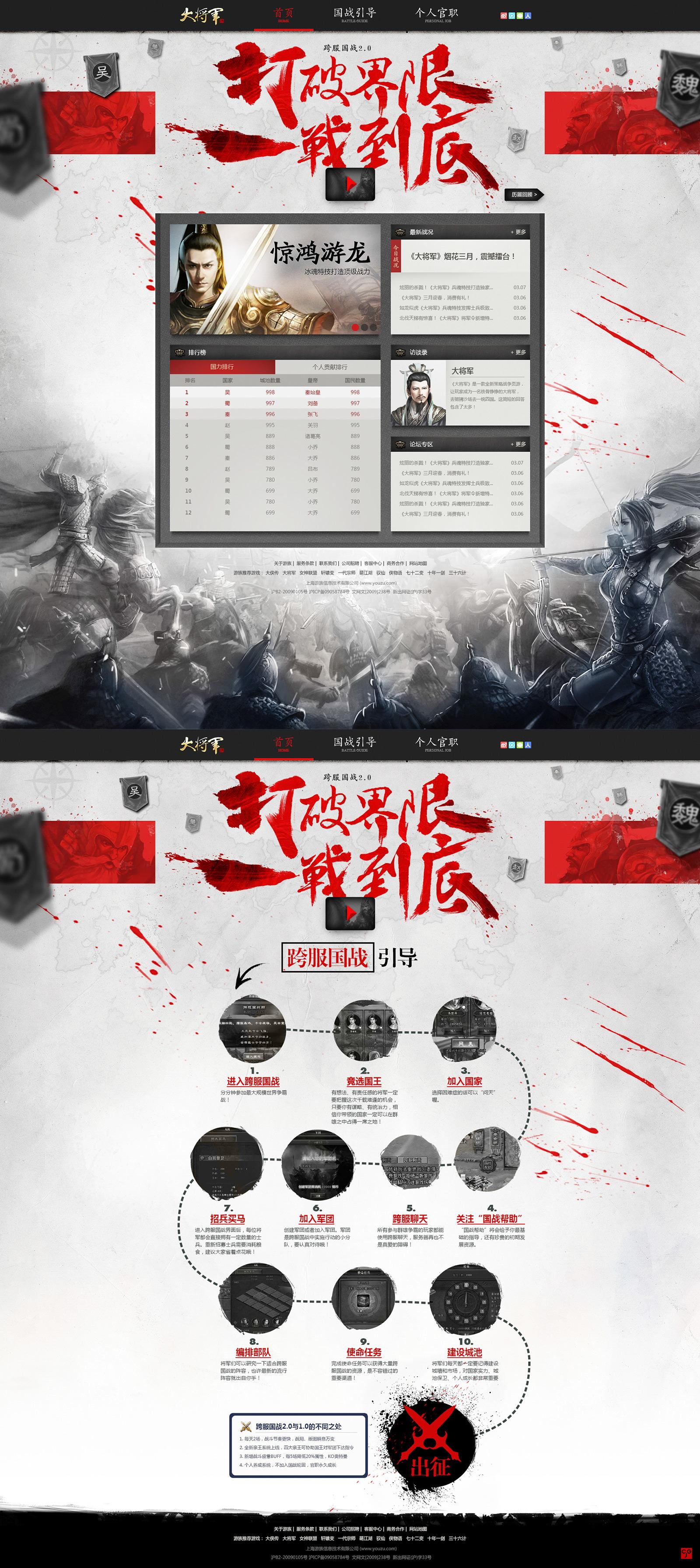 Great-General-Battle Ground by onejian