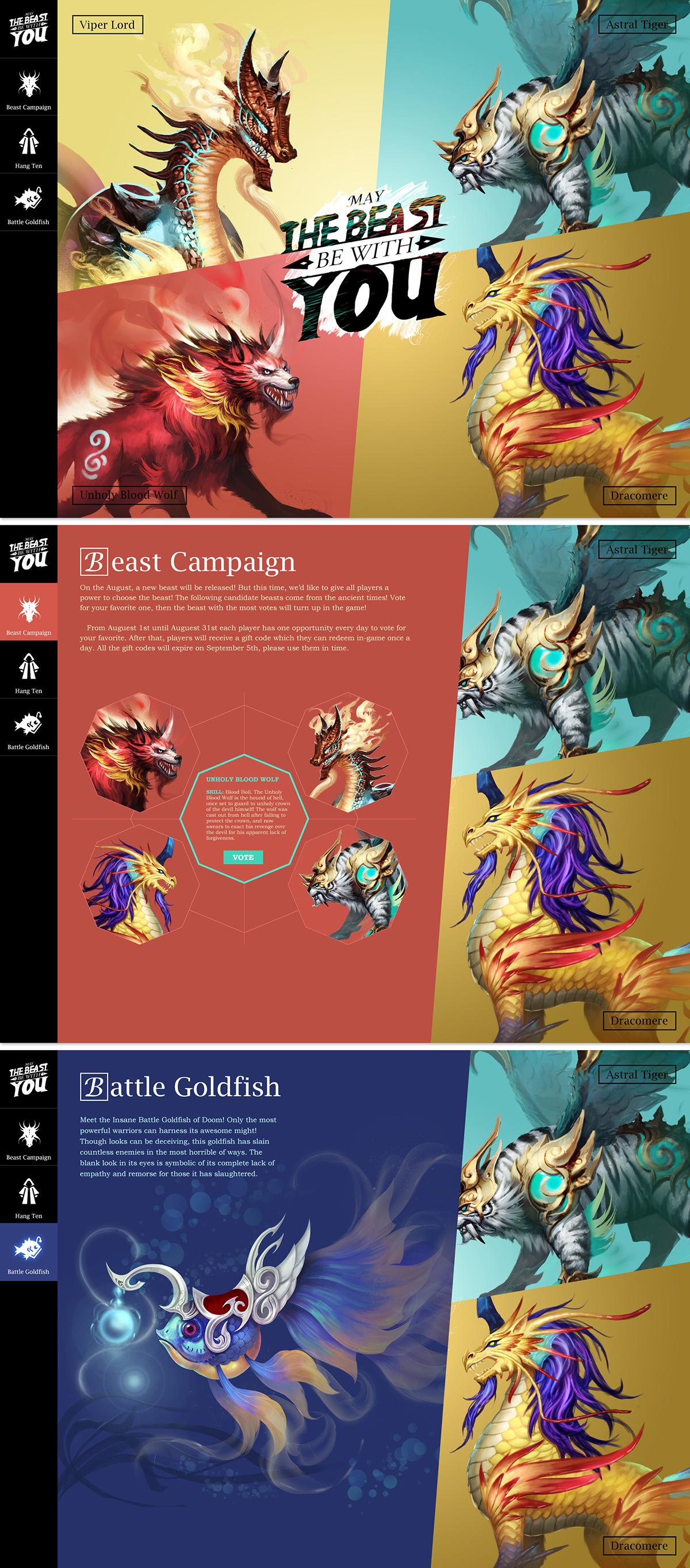 Event-Beast by onejian