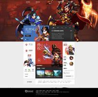 3Kindoms GameWeb by onejian