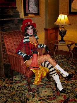 Mad Moxxi cosplay - Borderlands