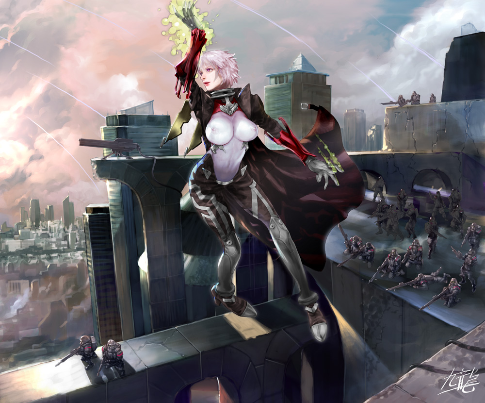 Supernatural power by yagatama