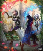 something fantasy by yagatama
