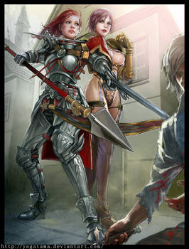 SoulCalibur IV - fight ceased-