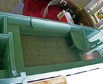 St. Matthew's Church box pews