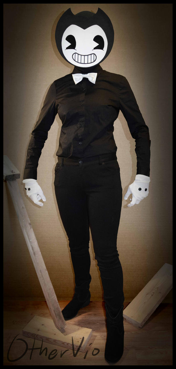 Bendy and the ink machine cosplay