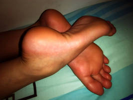 Crisscross Soles and Toes! by Sundayplain