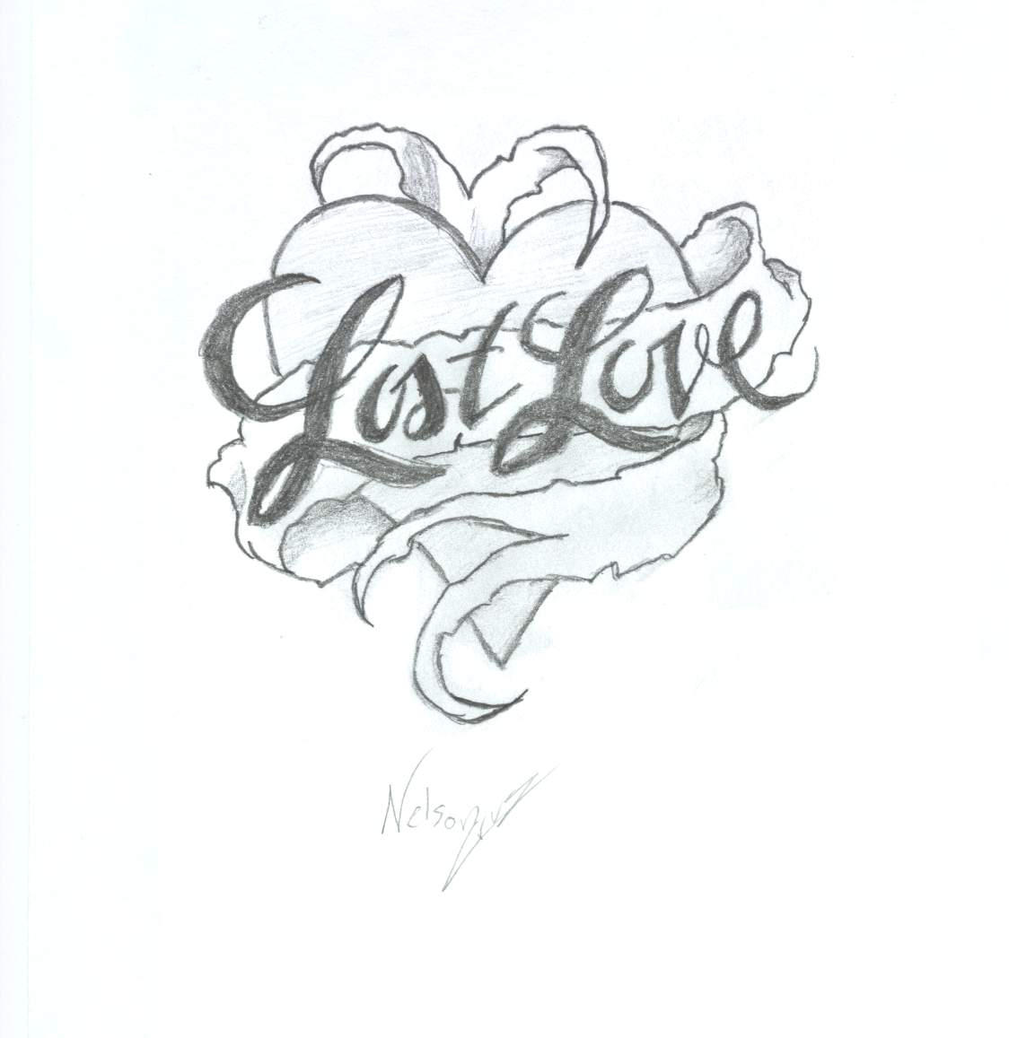 Lost love heart by cheshire-luso on DeviantArt