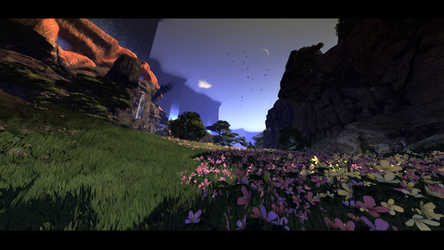 Flowery Plains by TheRutkula