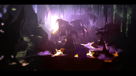 Blackwater Anomaly Forest by TheRutkula