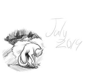 July Doodle (2019)