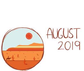 August Doodle (2019)