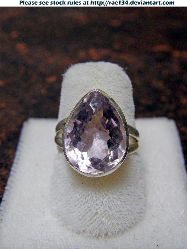 Amethyst Ring Th Century Found In Attaic Englad