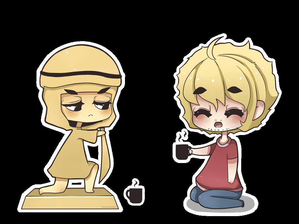 Pewdiepie Tea Party by Bloorah