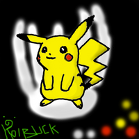 Pikachu by Defiant-Ant
