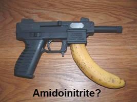 Amidoinitrite? by Defiant-Ant