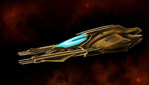 Spacecraft 11 by desuran