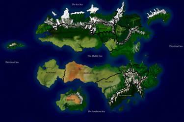 World of Ellorus by desuran