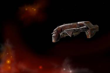 Drakhan Cruiser by desuran
