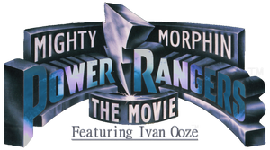 MM Power Rangers The Movie SNES Morphed HD Logo