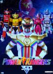 Fan-Edit Poster   Power Rangers 30th Promo