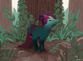 twwm//big forest by sxilin
