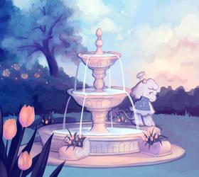 strudel//fountain