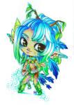 Chibi Cure by Ellana01