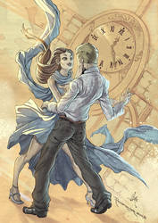 Dance with Time by Ellana01