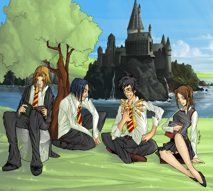 Marauders by Ellana01