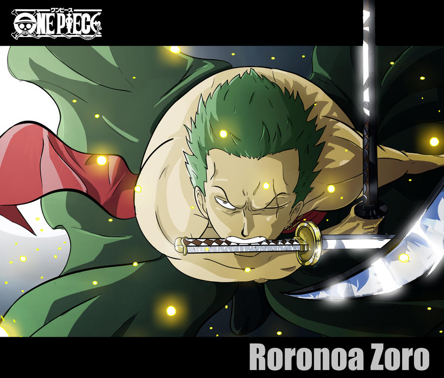 One piece- Roronoa Zoro by mowmo-deviant