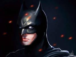 Nananana Batman by ObakeKingu