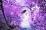 Purple Forrest Aparition