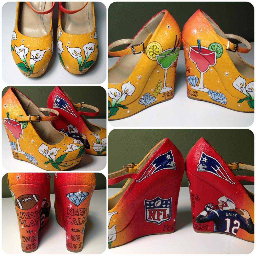 Favies custom shoes by hcram5 on deviantart