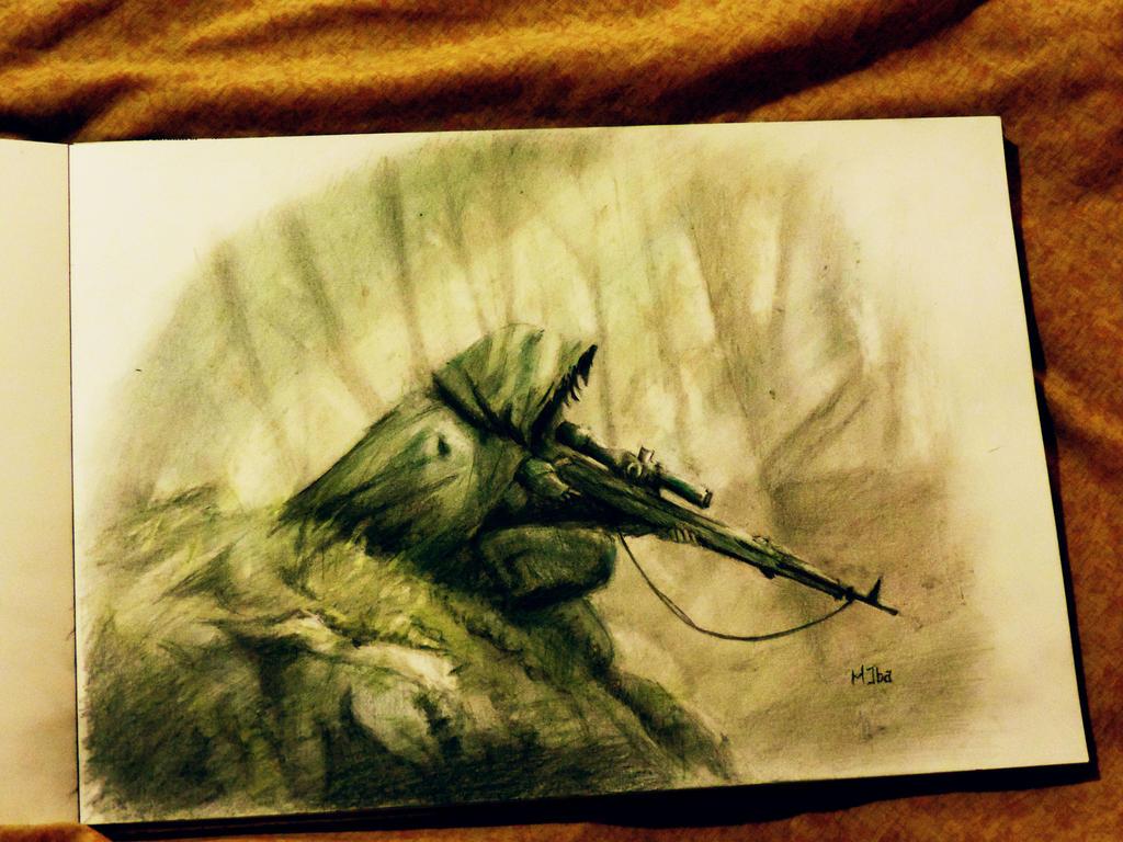 Sniper Ghost Warrior by eagleeyeking